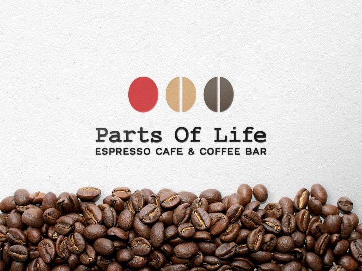 Parts Of Life(パーツオブライフ)ロゴマーク画像