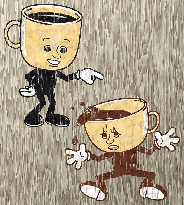 Coffee & Teaイラスト画像