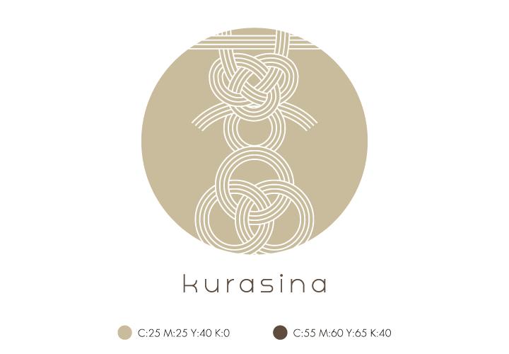 kurasina (クラシナ)ロゴマーク画像