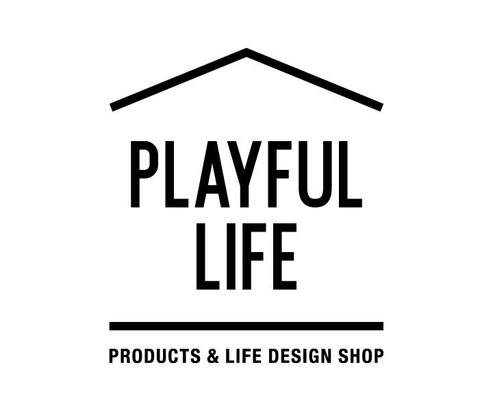 PLAYFUL LIFE(プレイフルライフ)ロゴマーク画像